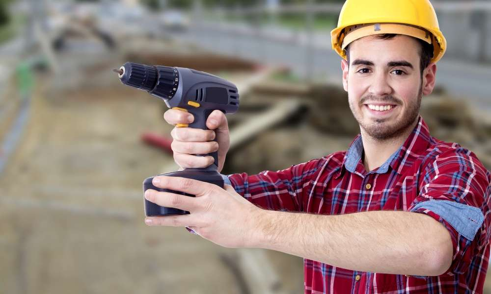 8 Steps to Use A Hammer Drill