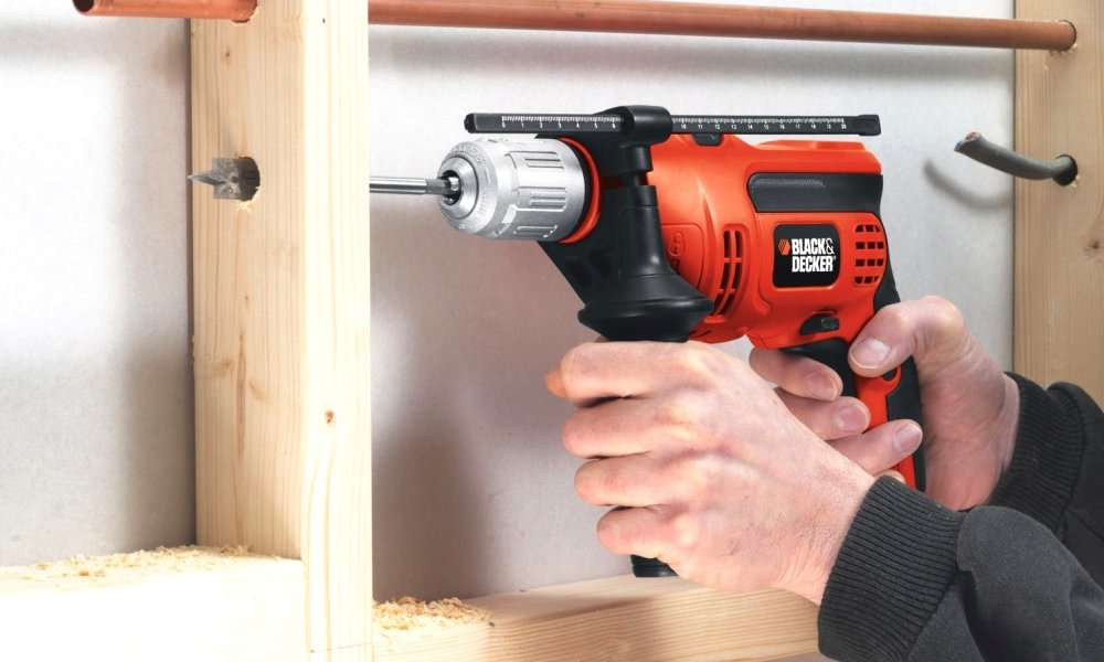 Black & Decker DR670 Hammer Drill Review