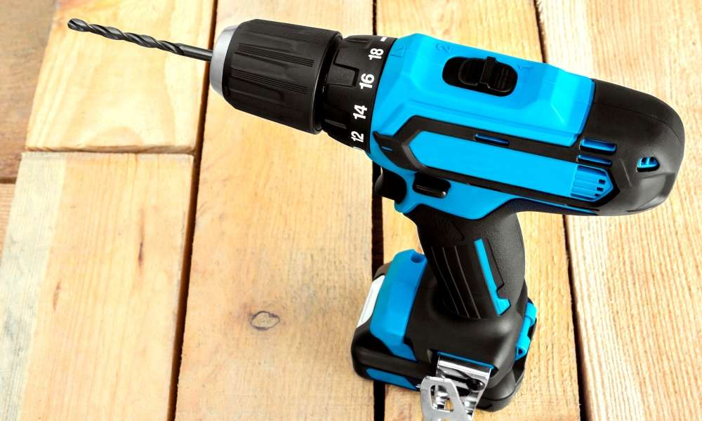 Everyone Needs A Hammer Drill In Their Home