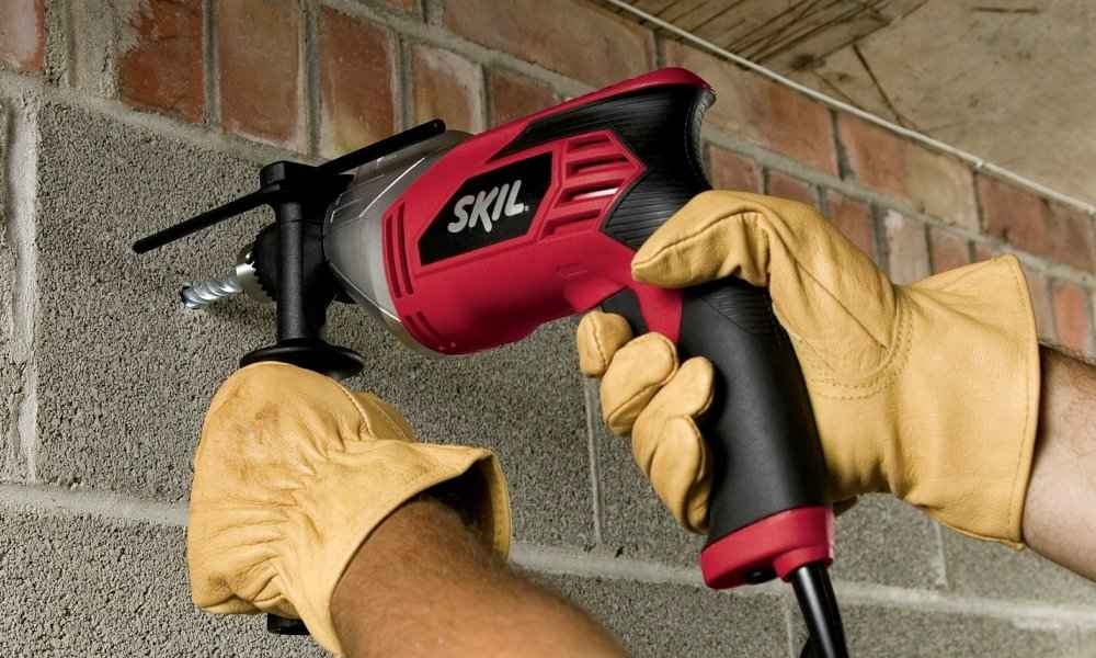 Skil 6445-04 Hammer Drill Review